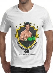 tshirt Boxing Balboa Team