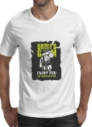 tshirt Broly Training Gym