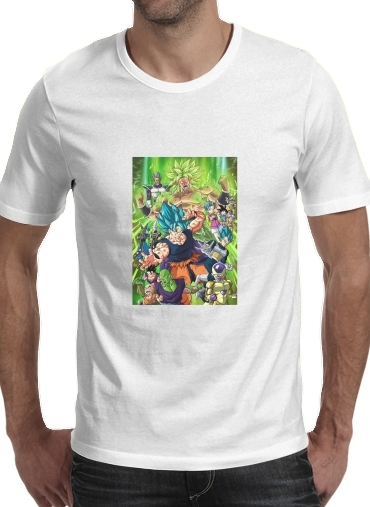 Tshirt Dragon Ball Super homme