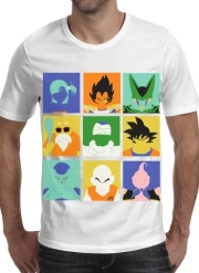 tshirt Dragon pop