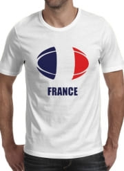 tshirt france Rugby