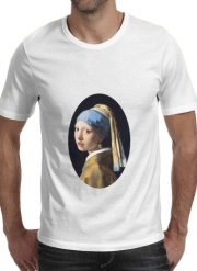 tshirt Girl with a Pearl Earring