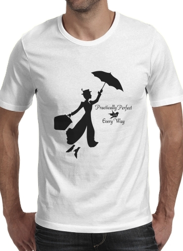 T-shirt Mary Poppins Perfect in every way