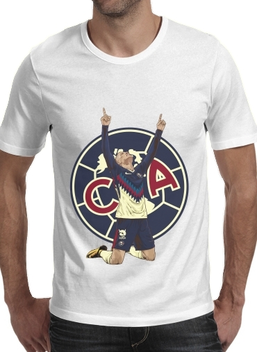 Tshirt Matheus Uribe Aguilas America homme