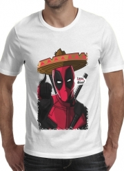 tshirt Mexican Deadpool