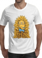 tshirt Minion Throne