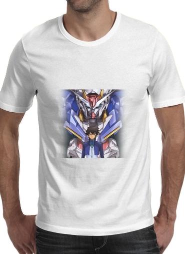 Gundam Shirt Suit Mobile T Personnalisée Homme qB0Yw
