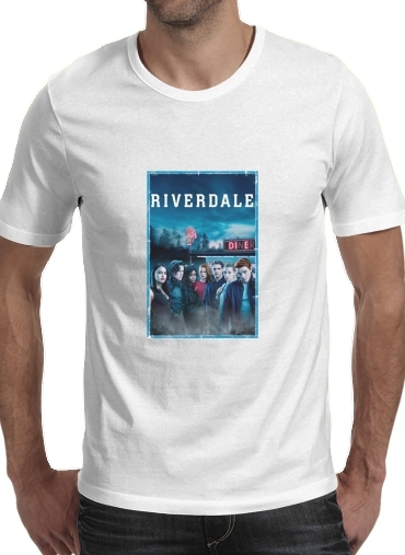 T-shirt RiverDale Tribute Archie