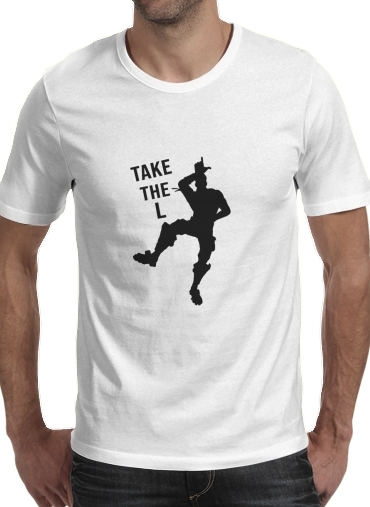 Tshirt Take The L Fortnite Celebration Griezmann homme