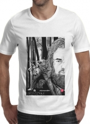 tshirt The Bear and the Hunter Revenant
