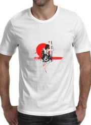 tshirt Trash Polka - Female Samurai