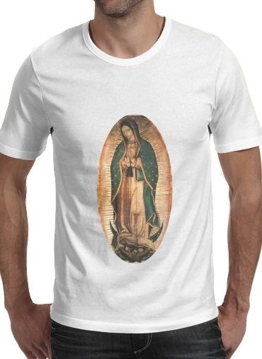 Tshirt Virgen Guadalupe homme