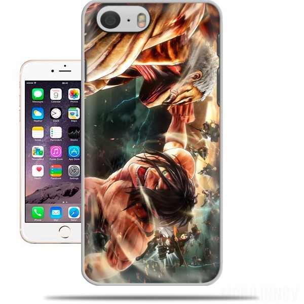coque iphone 6 shingeki no kyojin