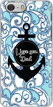 Artwork Blue Water - I love you Dad