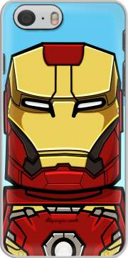 coque Iphone 6 4.7 Bricks Ironman