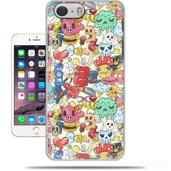 coque iphone 6 enceinte