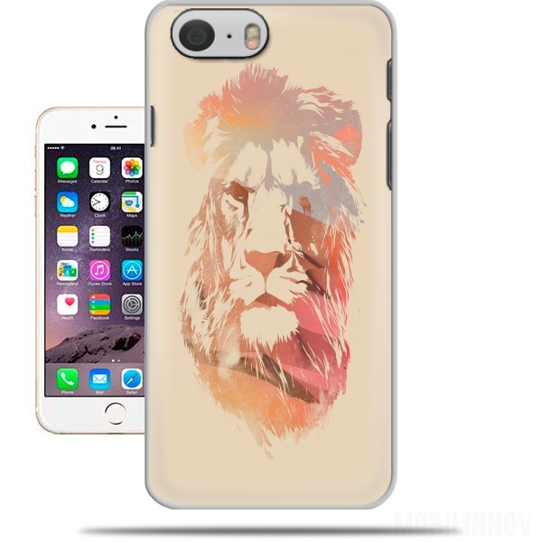 coque iphone 6 lion