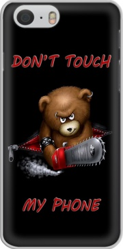 coque Don't touch my phone pour