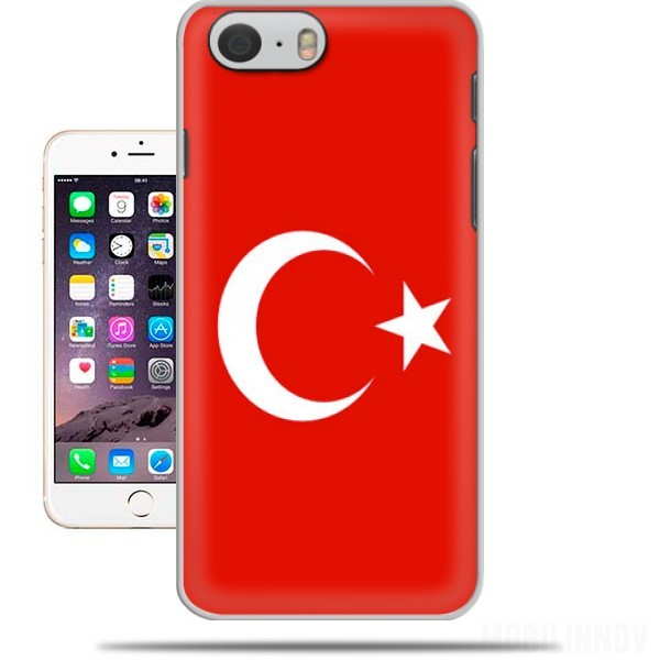 coque iphone 6 4 7 drapeau turquie originale et pas cher. Black Bedroom Furniture Sets. Home Design Ideas