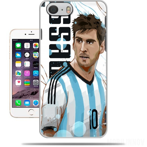 coque iphone 6 football messi