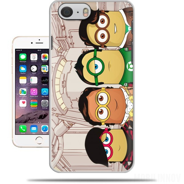 the big bang theory coque iphone 6