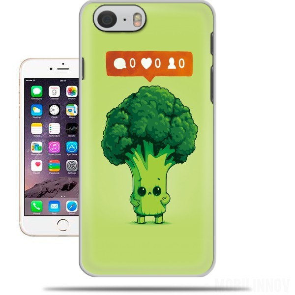 coque Nobody Loves Me - Vegetables is good pour Iphone 6 4.7