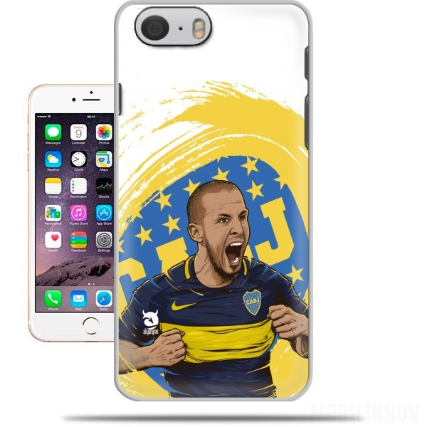 coque Pipa Boca Benedetto Juniors  pour Iphone 6 4.7