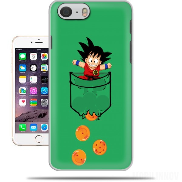coque iphone 5 son goku
