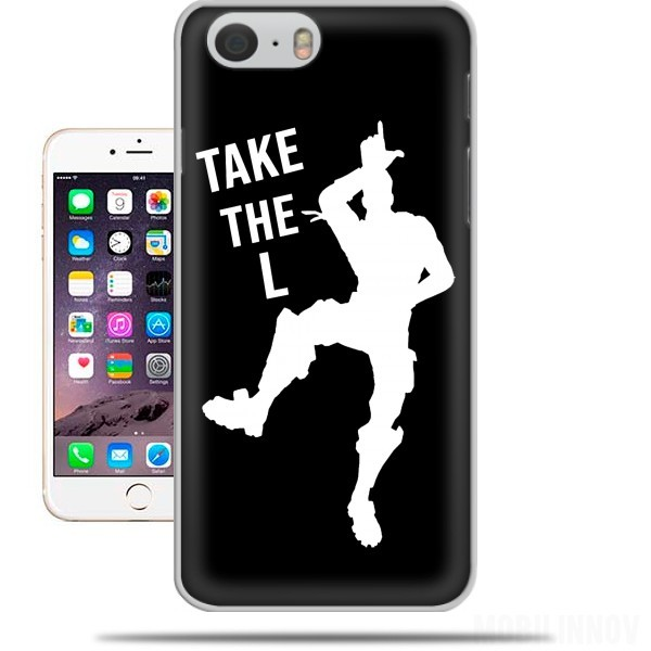 coque Take The L Fortnite Celebration Griezmann pour Iphone 6 4.7