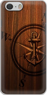 coque Wooden Anchor pour Iphone 6 4.7