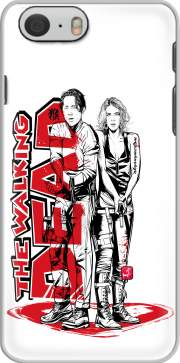 coque Be my Valentine TWD pour
