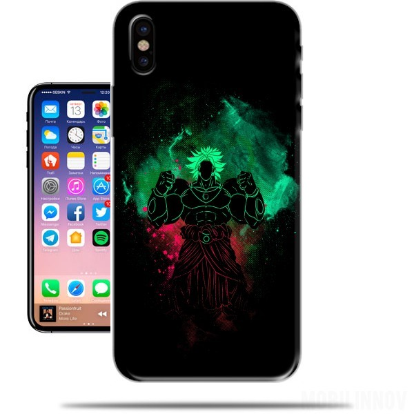 coque iphone 7 broly