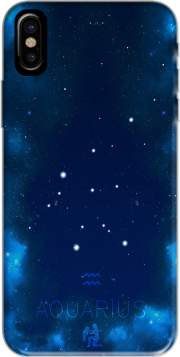 coque Iphone 6 4.7 Constellations of the Zodiac: Aquarius