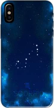 coque Iphone 6 4.7 Constellations of the Zodiac: Scorpio