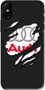 Coque Fan Driver Audi GriffeSport