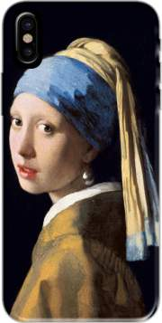 coque de téléphone Girl with a Pearl Earring