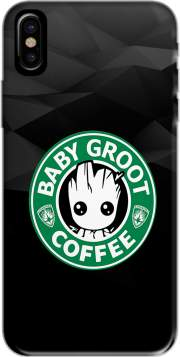 coque Iphone 6 4.7 Groot Coffee
