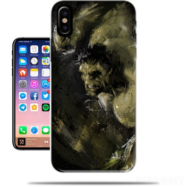 coque iphone 8 hulk