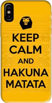 Coque Keep Calm And Hakuna Matata