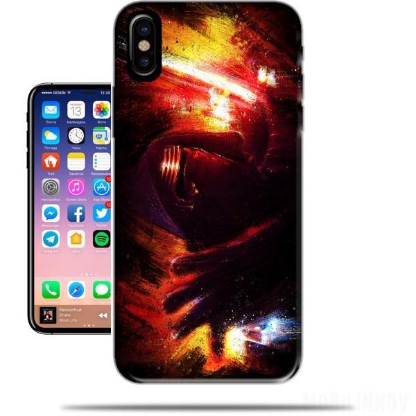 coque iphone x kylo ren