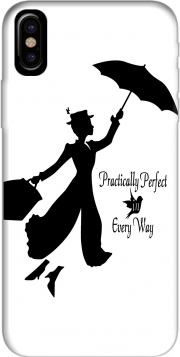 coque de téléphone Mary Poppins Perfect in every way