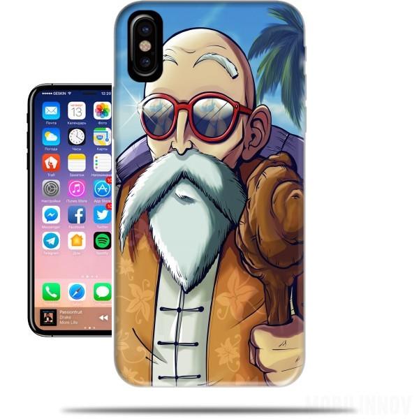 coque iphone x tortue