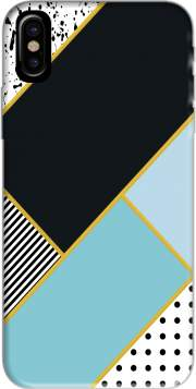 coque Iphone 6 4.7 Minimal Blue Style