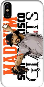 coque de téléphone MLB Stars: Madison Bumgarner - Giants San Francisco