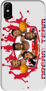 coque Iphone 6 4.7 NBA Legends: Dream Team 1992