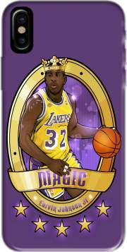 "coque Iphone 6 4.7 NBA Legends: ""Magic"" Johnson"