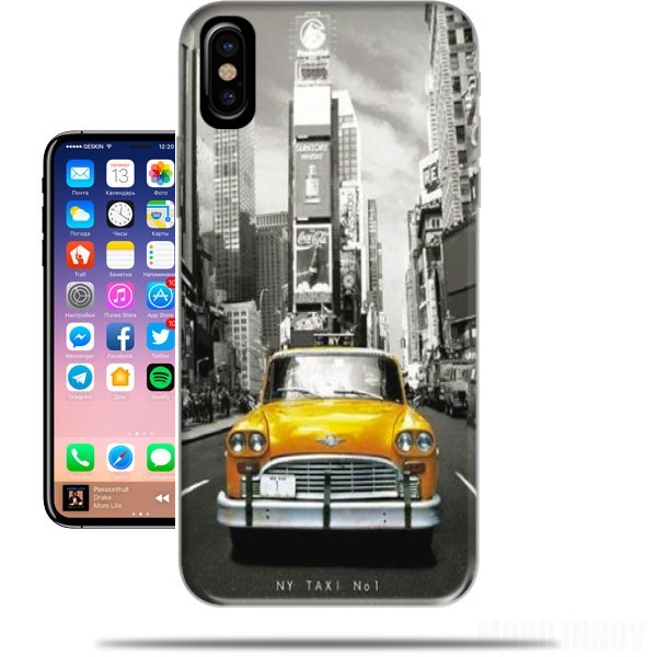 coque iphone 8 plus new york