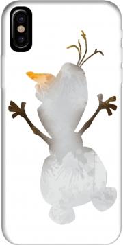 Coque Olaf le Bonhomme de neige inspiration