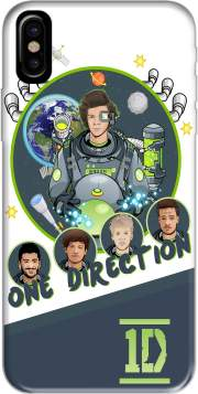 Coque Outer Space Collection: One Direction 1D - Harry Styles