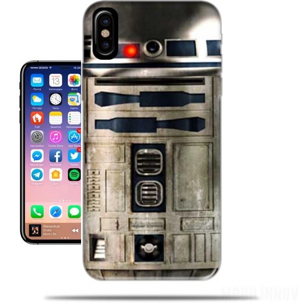 coque iphone x r2d2
